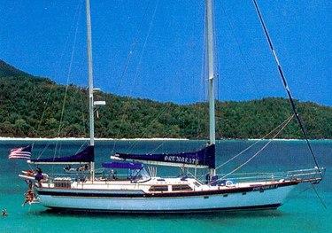 Drumbeat I charter yacht