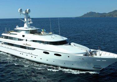 Amaral charter yacht