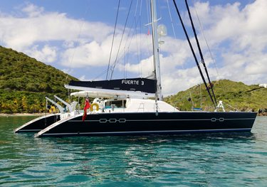 Fuerte 3 charter yacht