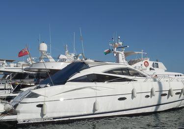 Lara Sofia charter yacht