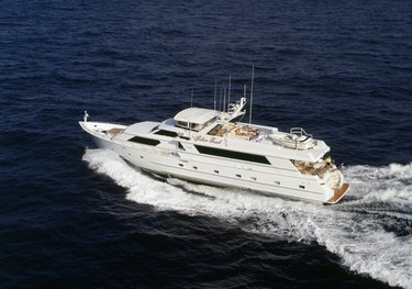 Polar Express charter yacht