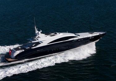 Ecrider charter yacht
