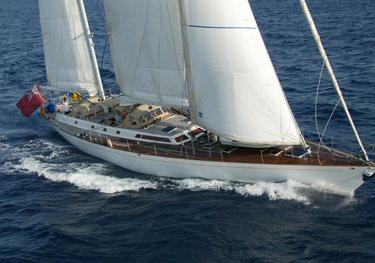 Lelanta charter yacht