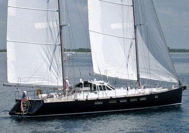 Godspeed charter yacht