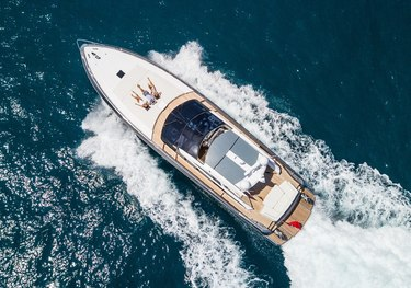Little One charter yacht