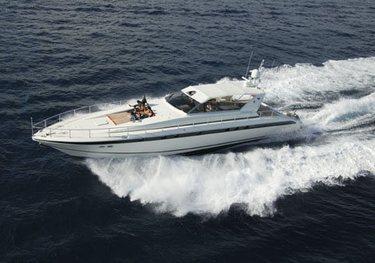 Ellery charter yacht