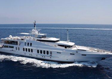 Oceana I charter yacht