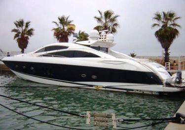 Stella Delta charter yacht
