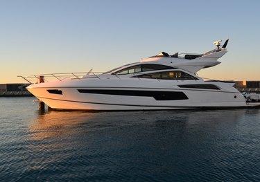 Malolo charter yacht