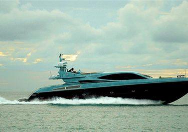 Golden Boy charter yacht