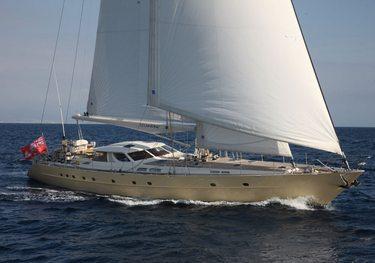 Celandine charter yacht