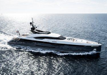 Utopia IV charter yacht