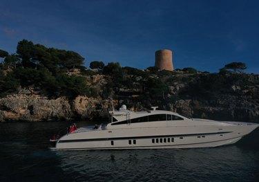 Cita charter yacht