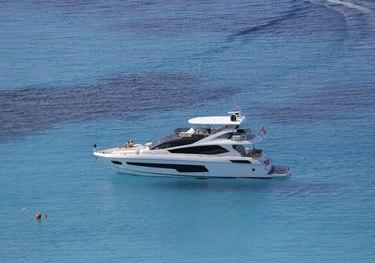 Finezza charter yacht