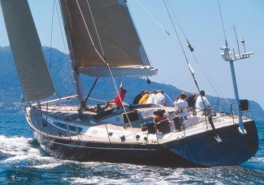 Far II Kind charter yacht