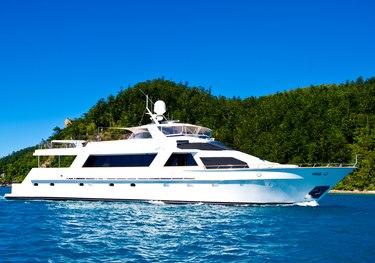 Cosmos II charter yacht