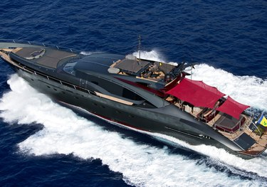 Ascari I charter yacht