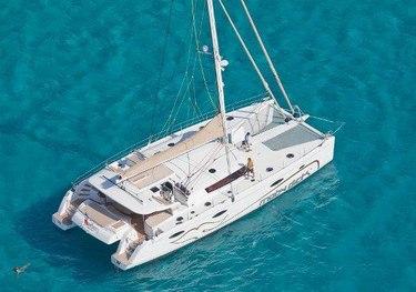 Mystique charter yacht