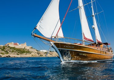 Why Not III charter yacht