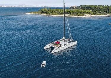 Tigerlily charter yacht