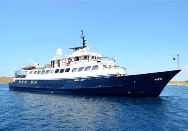 To Callisto charter yacht