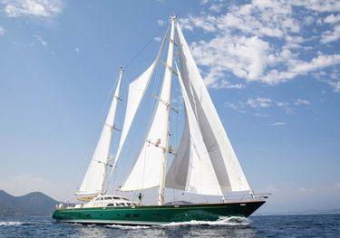Norfolk Star charter yacht