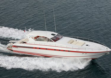 LUCE ONE charter yacht