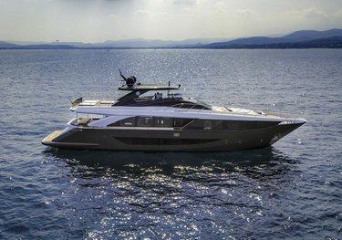 Drifter charter yacht
