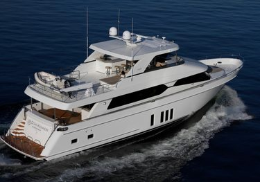 Fortissimo charter yacht