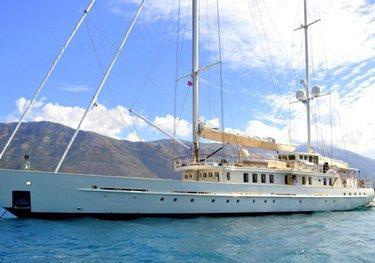 Sea Crown charter yacht