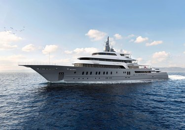 Olivia O charter yacht