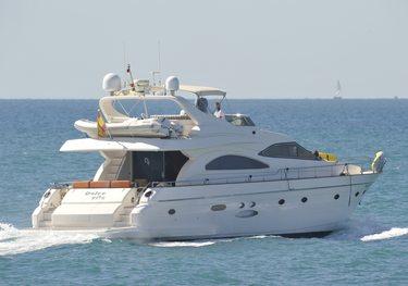 Dolce Vita charter yacht
