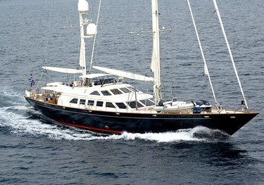 Ellen charter yacht