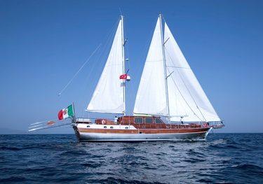 Silver Star charter yacht