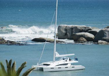 Kings Ransom charter yacht
