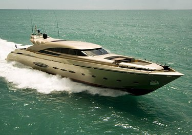 Be On It charter yacht