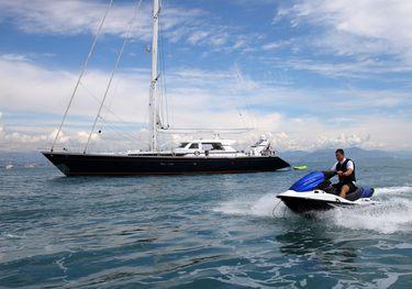 Galileo G charter yacht