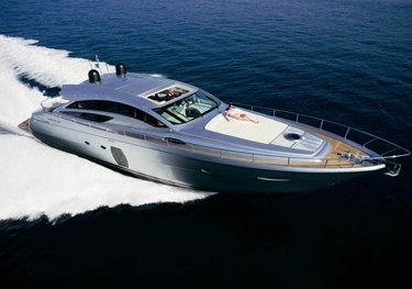 Shalimar charter yacht