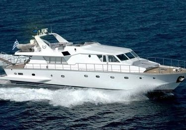 Ivi charter yacht