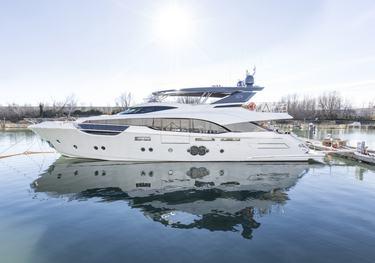 Mercy Oceans (delete) charter yacht
