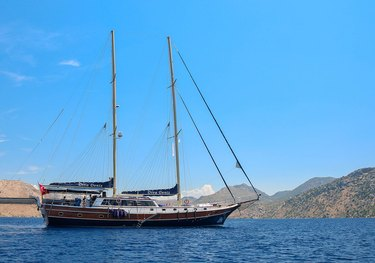 Aderina charter yacht