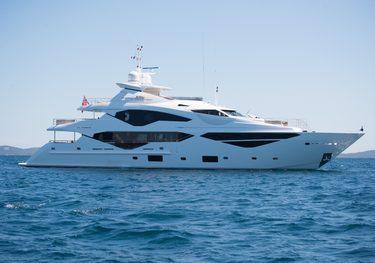 E Motion charter yacht