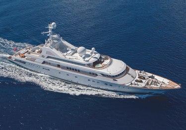 Grand Ocean charter yacht