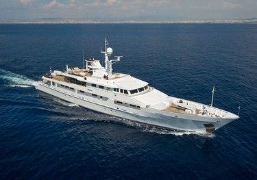 O'Natalina charter yacht