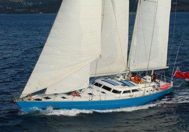 Taboo charter yacht