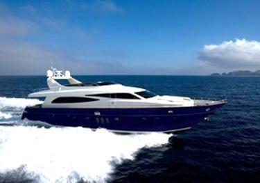 Blue Chip charter yacht