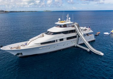 All Inn charter yacht