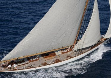 Moonbeam of Fife III charter yacht