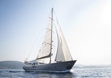 Corto Maltese charter yacht