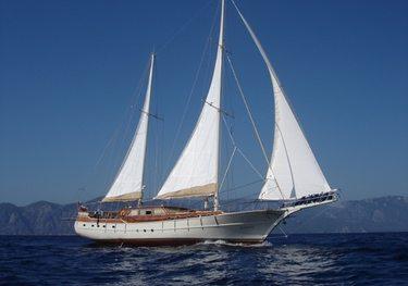 Schatz charter yacht